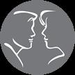 Circle of Peers Casual Logo