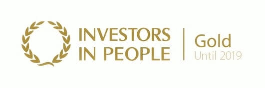 Investors in People Gold Accreditation - Cullen Scholefield